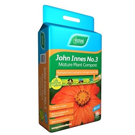 Westland John Innes no.3 mature plant compost