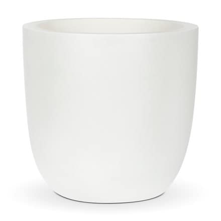 White egg planter