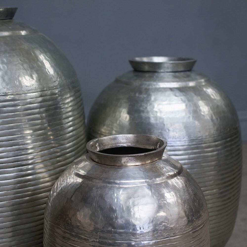 Vezu aluminium pot
