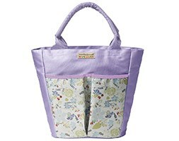 Lavender Garden garden bag