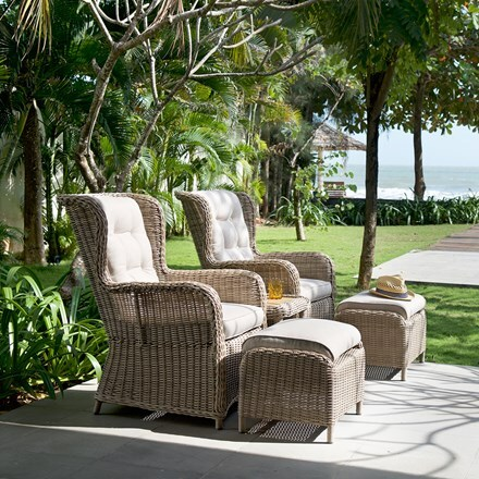 Lifestyle Garden Martinique companion set