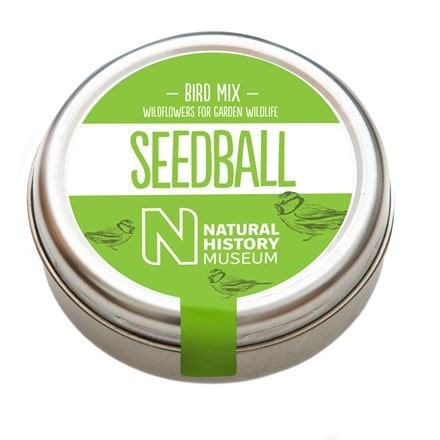 Seedballs for birds