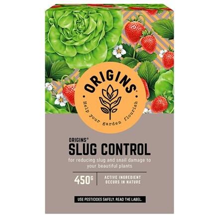 Origins slug control