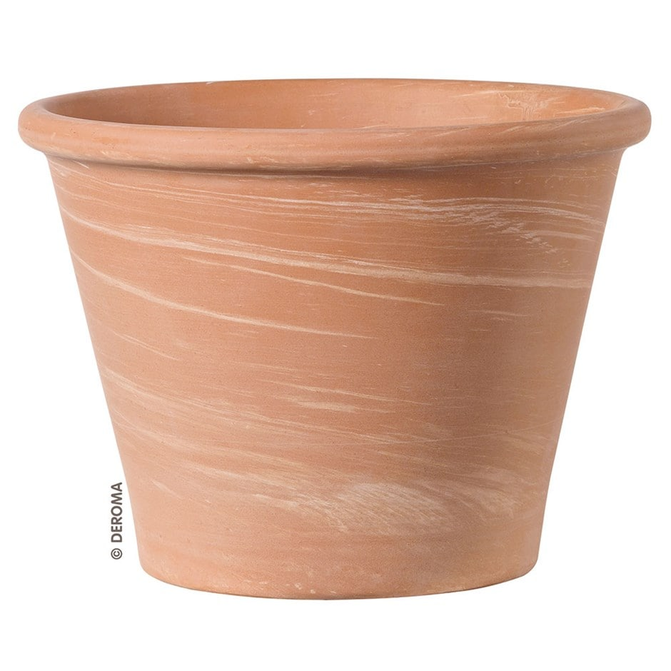 Planter vasum duo white