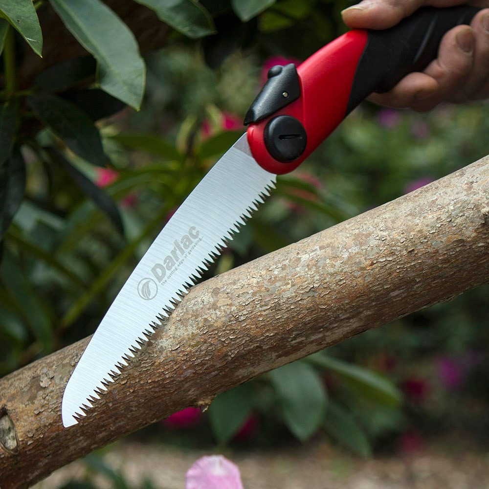 Darlac sabre tooth folding saw