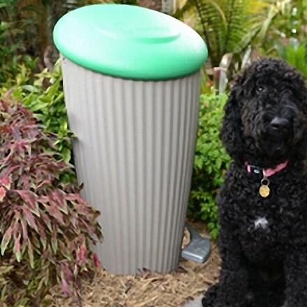 Yard Art pet poo composter