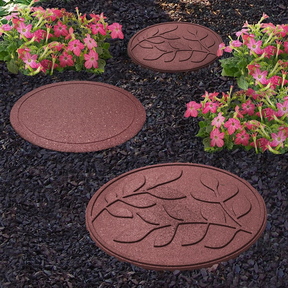 Buy Recycled Reversible Stepping Stone Leaves Delivery By