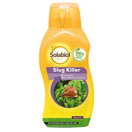 Solabiol organic slug killer