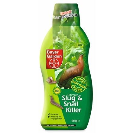 Bayer ultimate slug and snail killer blue pellets