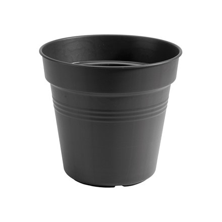Green basics growpot living black