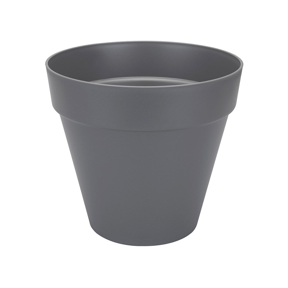 Buy Loft Urban Round Pot Anthracite