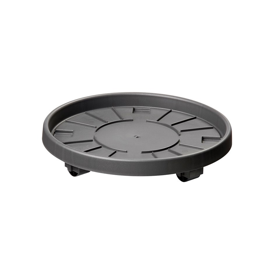 Plant taxi pot mover anthracite 35cm