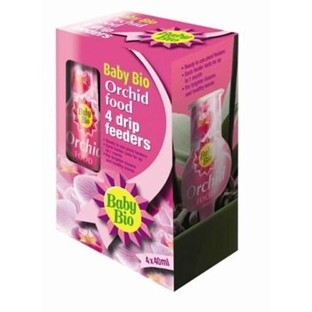 Baby Bio orchid food drip feeders