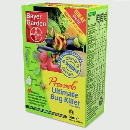 Provado ultimate bug killer concentrate