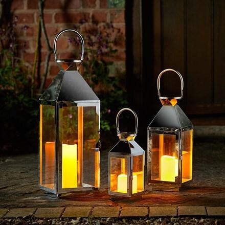 Stockholm lantern set