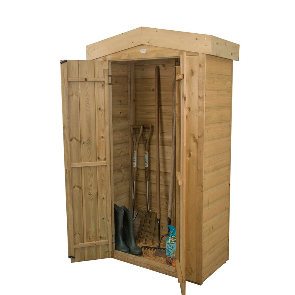 Buy Shiplap Apex Tall Garden Store: Delivery By Crocus