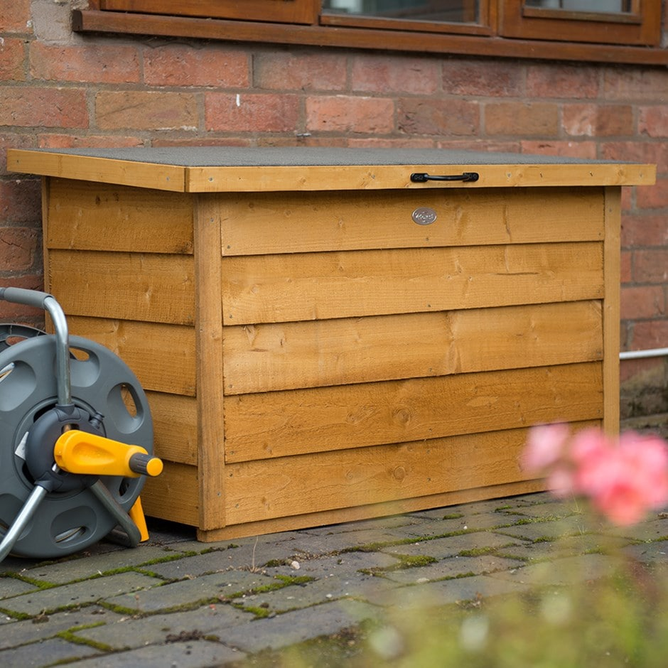 Buy Garden Storage Box Dip Treated Delivery By Crocus