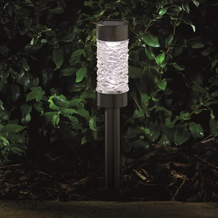 Montana solar nickel stake light