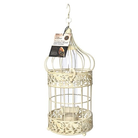 Boutique squirrel proof seed feeder