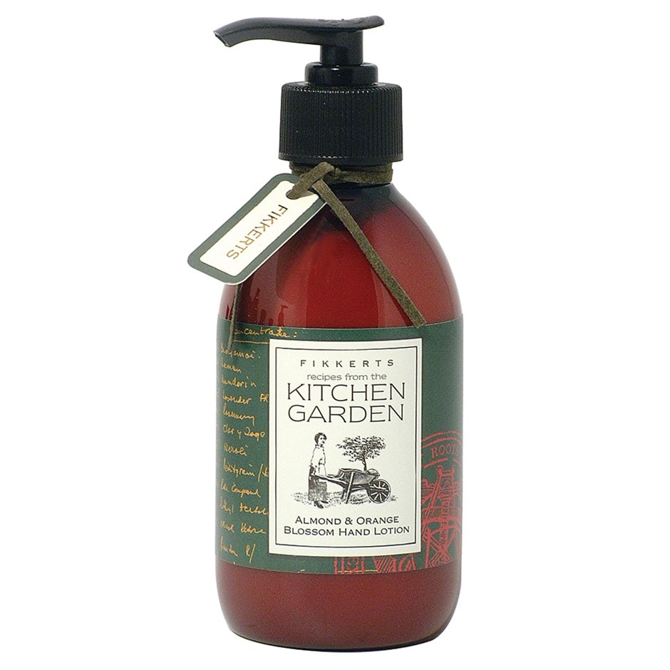 Kitchen garden hand lotion