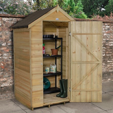 Apex shed 4 x 3