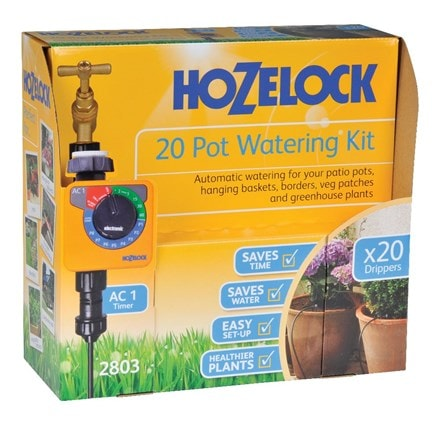 Hozelock 20 pot automatic watering kit