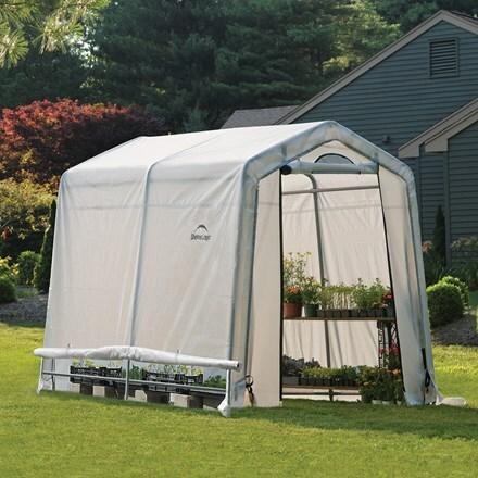 Shelter logic greenhouse 8 x 6