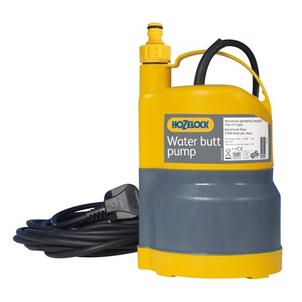 Hozelock water butt pump 300w