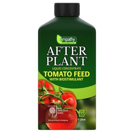 Empathy liquid after plant tomato feed