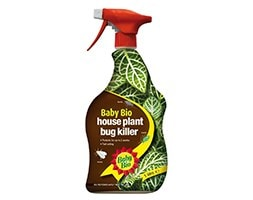 Baby bio house plant bug killer
