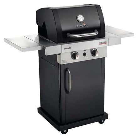Charbroil professional 2200 barbecue - black