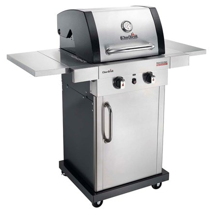 Charbroil professional 2200 barbecue - steel