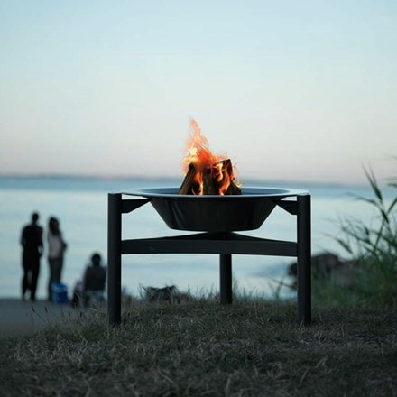 Dancook 9000 charcoal barbecue fire pit