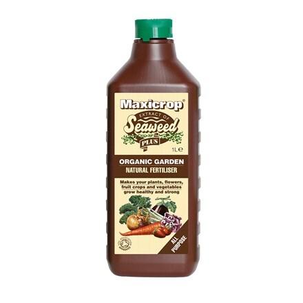 Maxicrop all purpose organic garden natural fertiliser