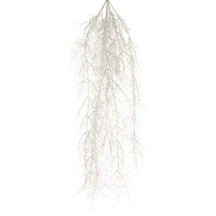 Artficial ice asparagus bush