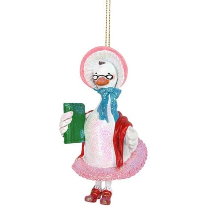 Old Mother Goose decoration