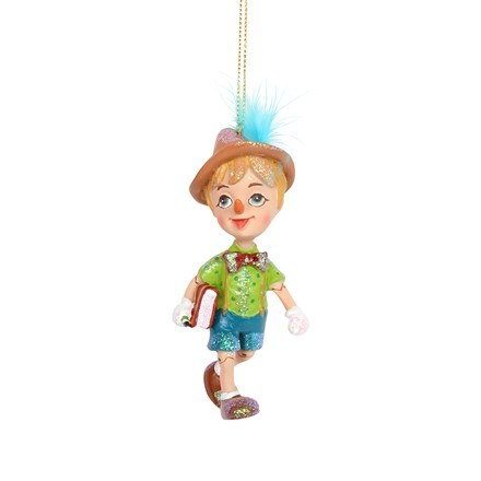 Pinocchio decoration