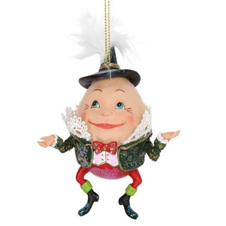 Humpty Dumpty decoration