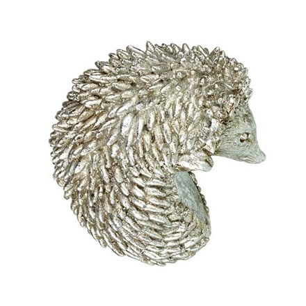 Pothanger hedgehog - platinum
