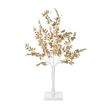LED enchanted tree - gold