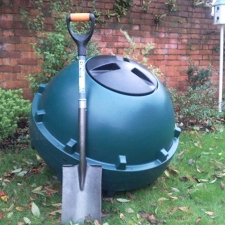 Rollable tumbler composter - 315 litres