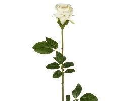 Artificial ivory rose stem
