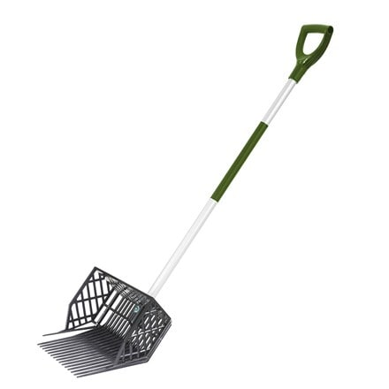 Crest mulching fork