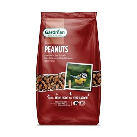 Garden bird peanuts 2kg
