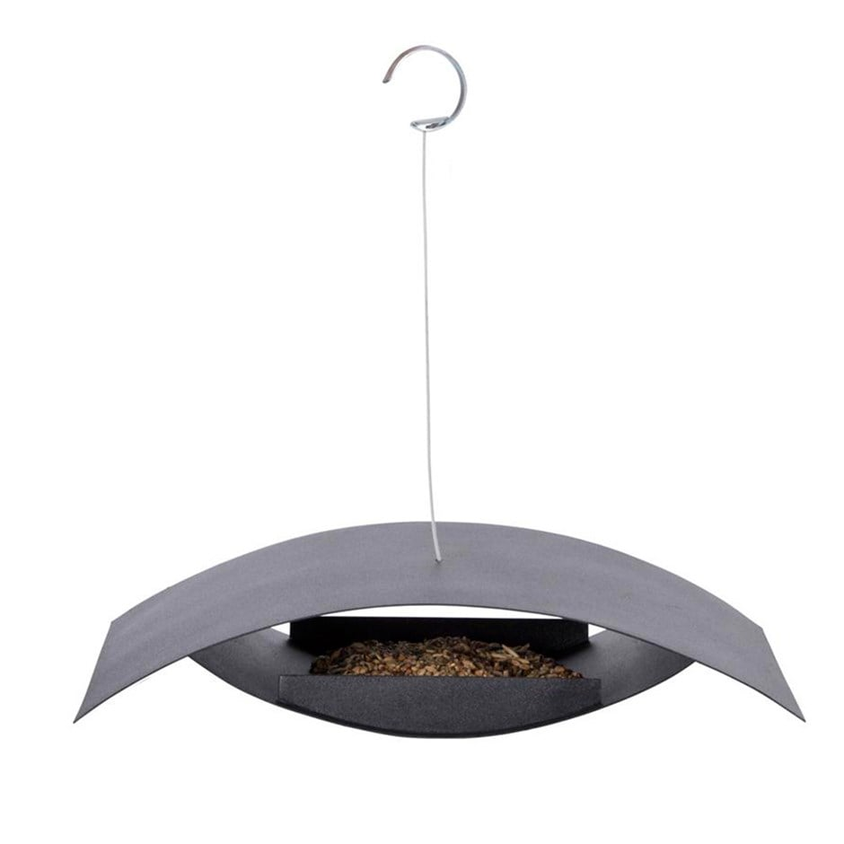 Oval seed feeder