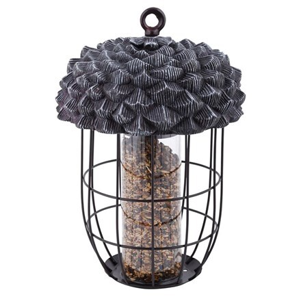 Acorn seed feeder
