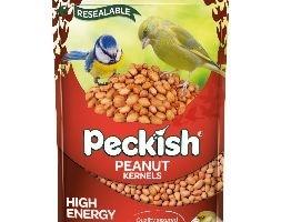 Peckish peanuts 12.75kg