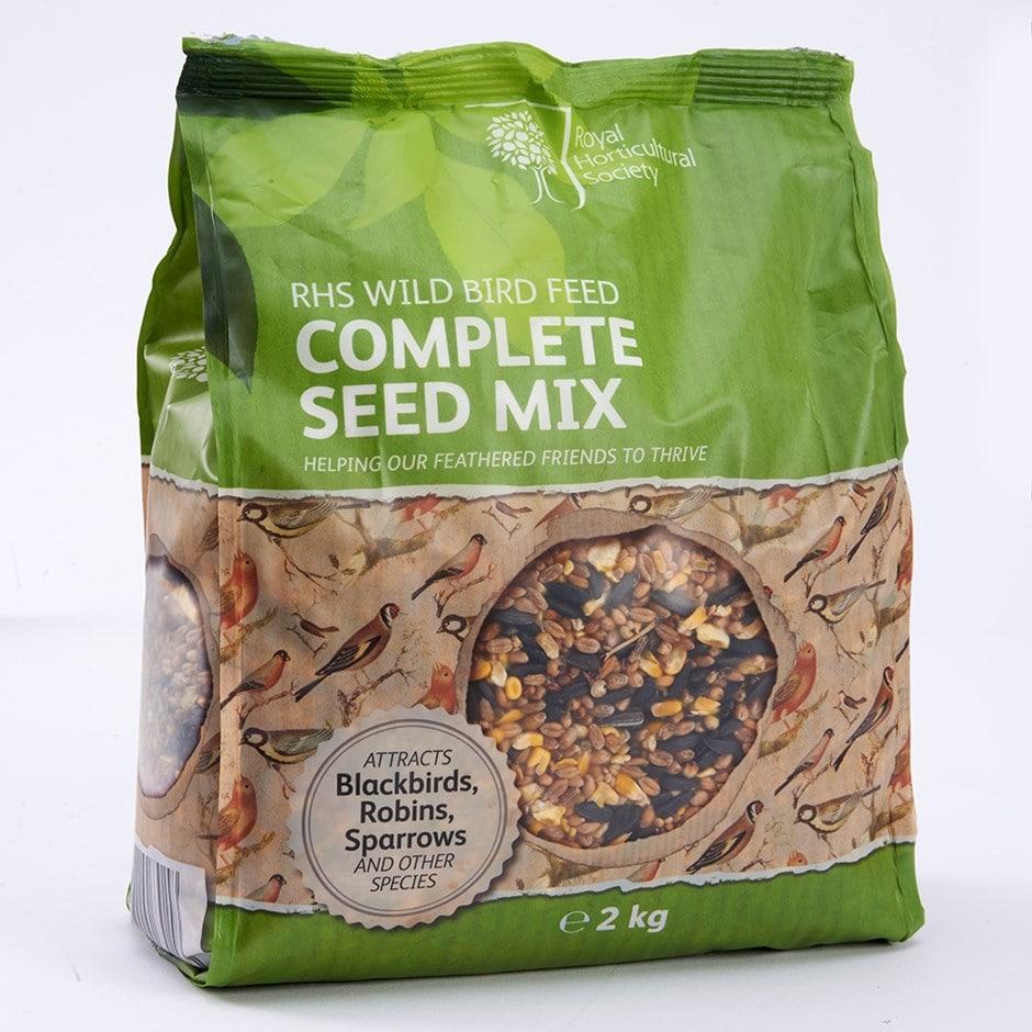 RHS Complete bird seed 2kg