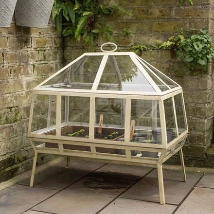 Victorian grow house - rectangular