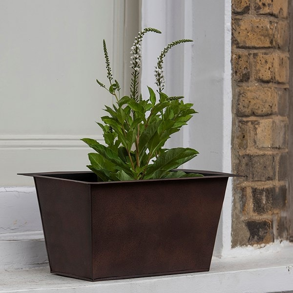Plant trough - short